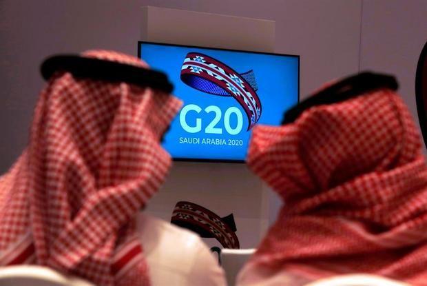 Ministros de Economía del G20 repasan economía bajo la sombra del coronavirus