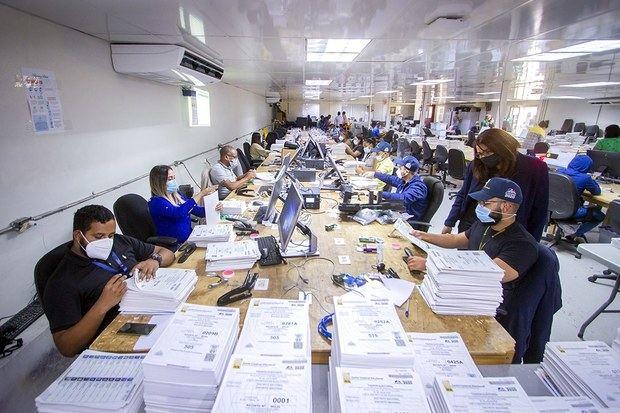 Concluye la impresión del padrón local para las elecciones del 5 de julio.