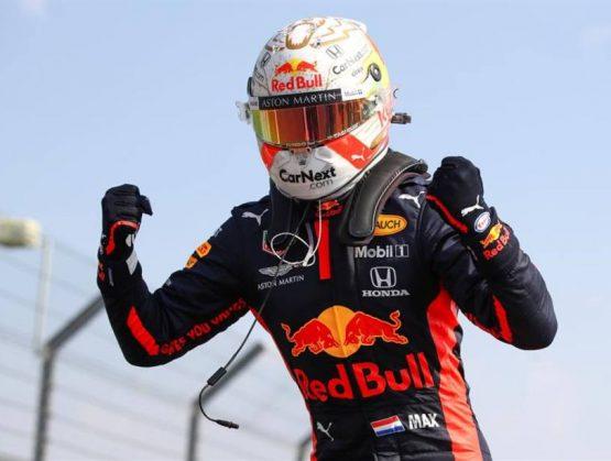 El neerlandés Max Verstappen (Red Bull) ganó el Gran Premio del 70 Aniversario de la Fórmula Uno en Silverstone, Reino Unido.