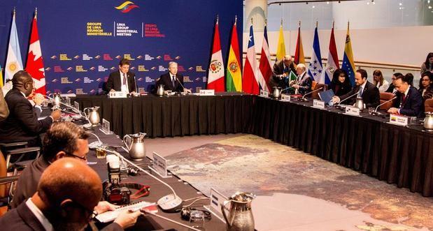 Grupo de Lima desconoce nuevo Parlamento venezolano y reconoce el de Guaidó
