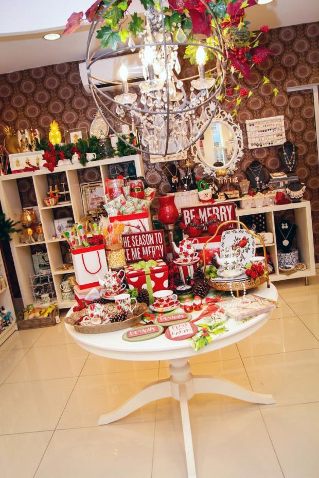 Tienda Gaby Rose presenta nueva colección de Navidad