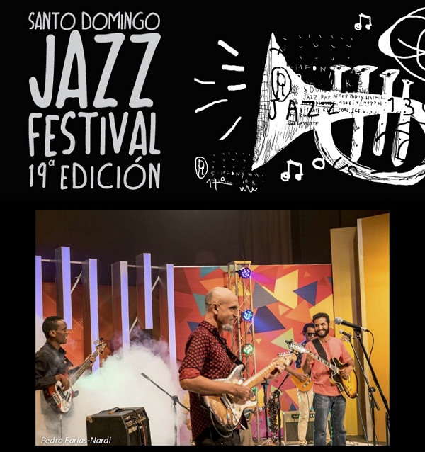 Jazz en Dominicana- Actividades de junio
