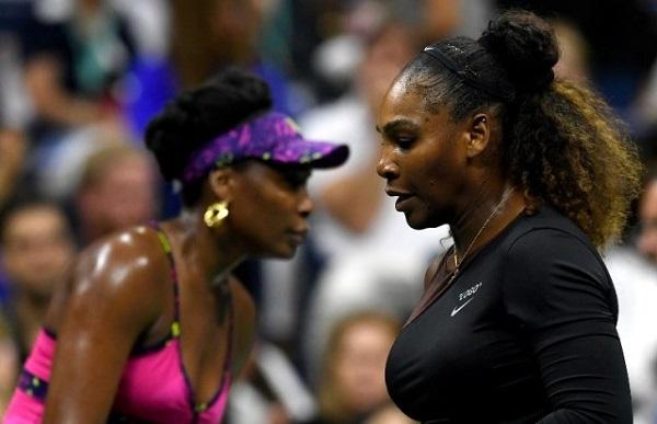 Serena Williams supera a su hermana Venus en dos sets y pasa a octavos de final del Abierto de EE.UU.