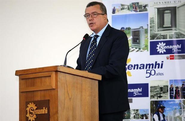 En la imagen el director regional del Programa de Naciones Unidas para el Medio Ambiente, PNUMA, el venezolano-trinitense, Leo Heileman.