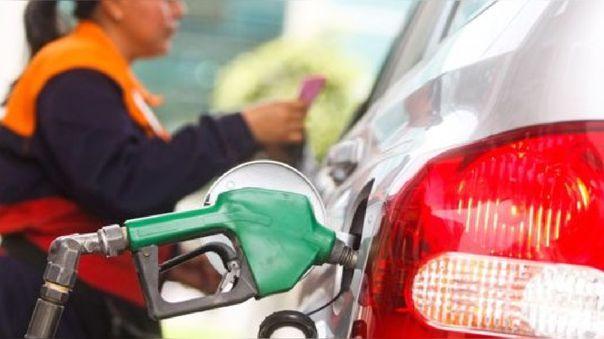 Precio gasolina.