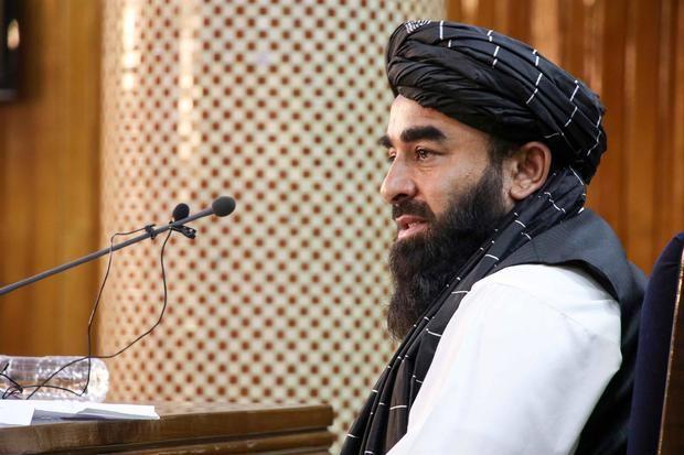 Los talibanes prevén que el primer Gobierno para Afganistán sea