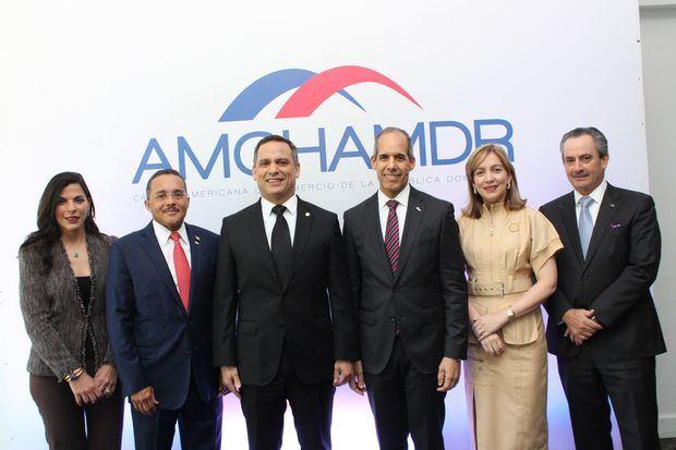 Francesca Rainieri, Ramón Ortega, Luis H. Molina P., Edwin De los Santos, María Waleska Álvarez y William M. Malamud.