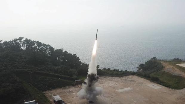 Corea del Sur anuncia que está desarrollando un misil de crucero supersónico.