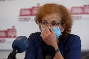 La viróloga del Centro Superior de Investigaciones Científicas (CSIC) Margarita del Val.