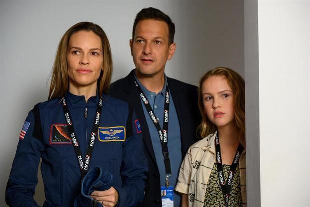 Imagen de 'Away' cedida por Netflix.