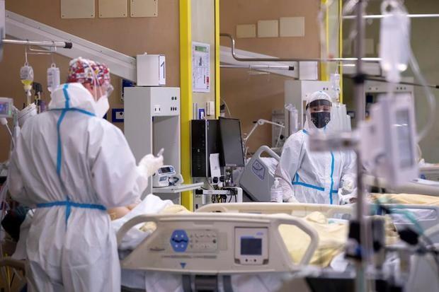 Los contagios de Covid superan los 83,4 millones en el mundo en el inicio de 2021