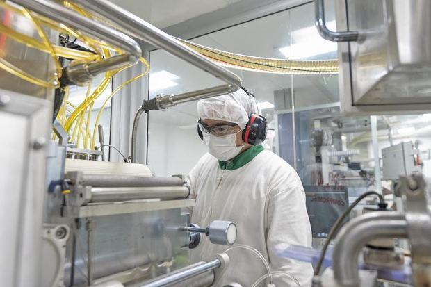 Procaps Group primera empresa latinoamericana de la industria farmacéutica en llegar a la bolsa de NASDAQac
