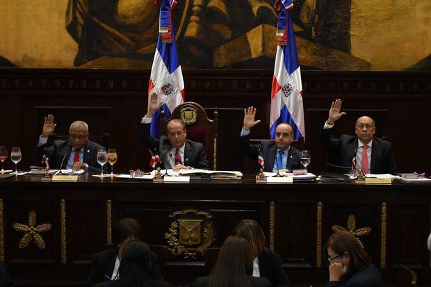 El Senado aprobó este miércoles en primera lectura el proyecto de Ley de Aduanas de la República Dominicana.