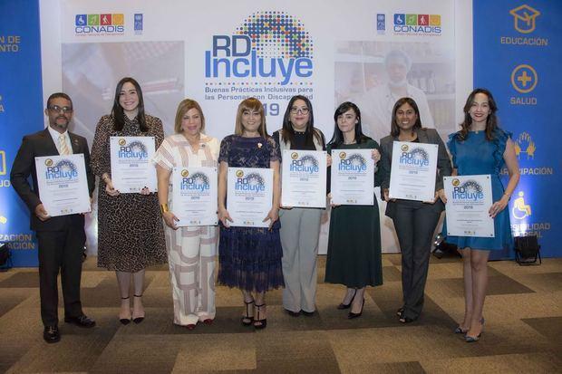 Banreservas recibe 42 reconocimientos por mejores prácticas inclusivas
