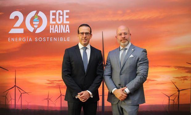 EGE Haina celebra 20 aniversario