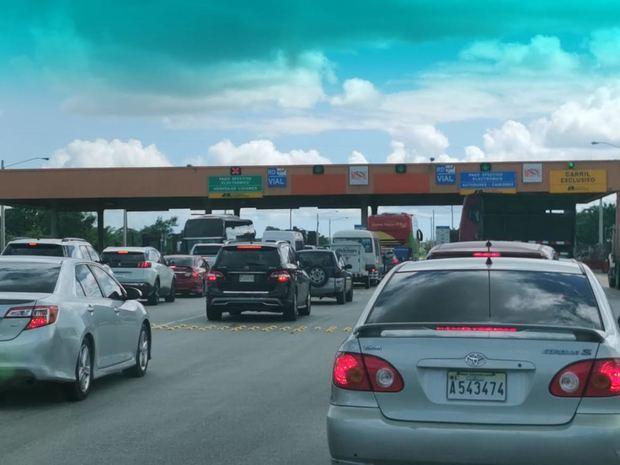 Refuerzan asistencia vial por asueto del Día de la Constitución dominicana