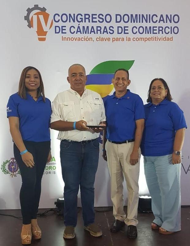 Presidente de la Cámara de Comercio de Puerto Plata, Sixto Peralta, valoró positivamente la celebración del IV Congreso de Cámaras de Comercio de la República Dominicana (Fedocámaras).