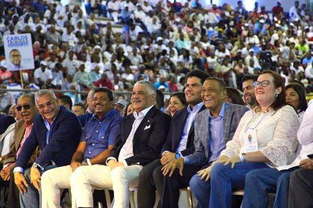 PRD: Realiza exitosa Convención Nacional.