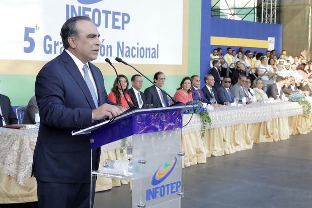 Presidente de la AIRD cita desafíos de la formación técnica en República Dominicana