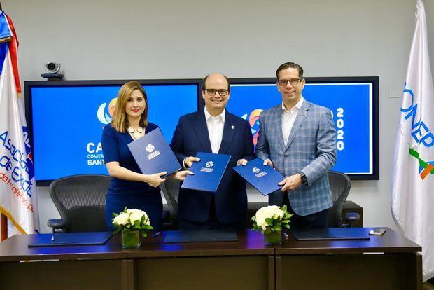 """Conep y Adoexpo se unen a 5ta. versión """"HUB Cámara Santo Domingo 2020"""""""