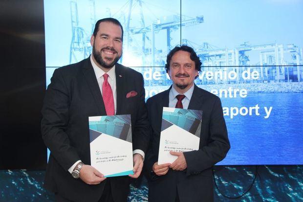 Víctor Gómez Casanova y Antonio Torregrosa Maicas.