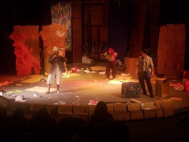 Culmina con éxito el XIX Festival Nacional de Teatro Aficionado Emilio Aparicio