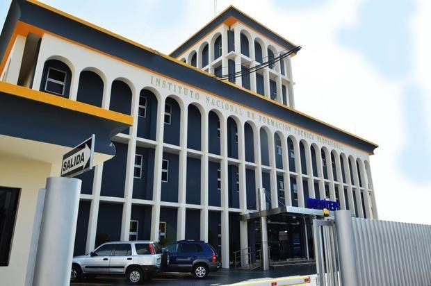 Oficina nacional del Instituto Nacional de Formación Técnico Profesional (INFOTEP).