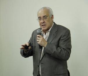 El ingeniero Antonio Guerra Sánchez, presidente del Patronato del Archivo General de la Nacional (AGN).