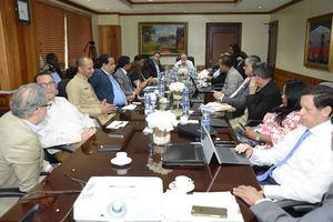 Comisión Bicameral avanza estudio de proyecto Ley de Comercio Marítimo.