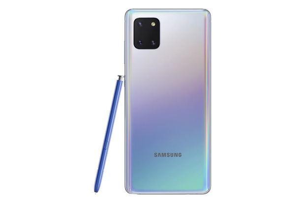 Galaxy Note 10Lite Back Pen AuraGlowF.