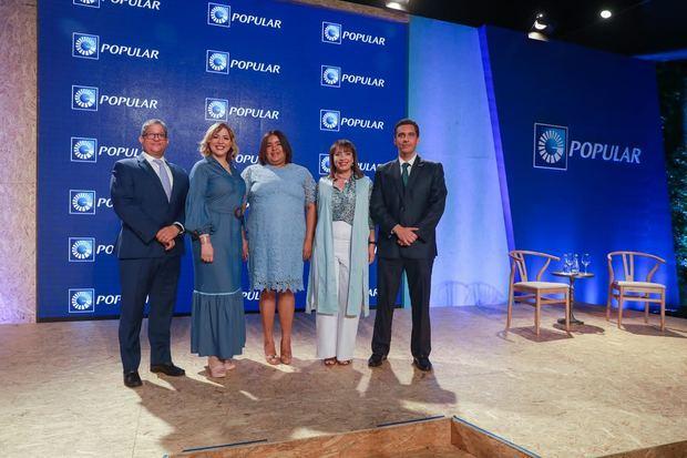 El Popular ofrece conferencia de educación financiera a más de 500 clientes
