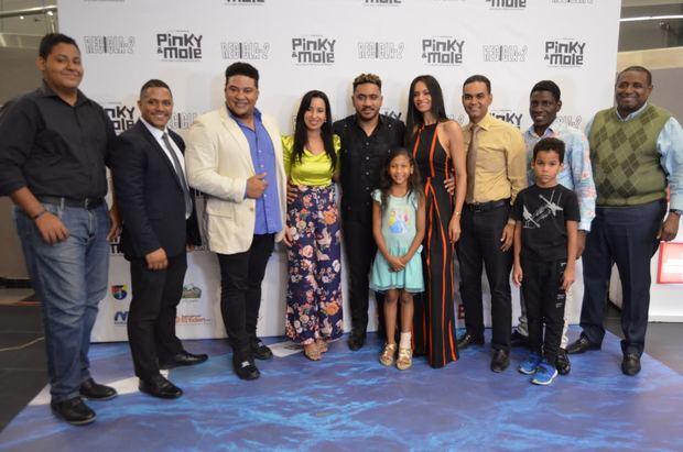 """""""Pinky & Mole"""", la nueva apuesta del cine dominicano, se estrenará el 13 de febrero"""