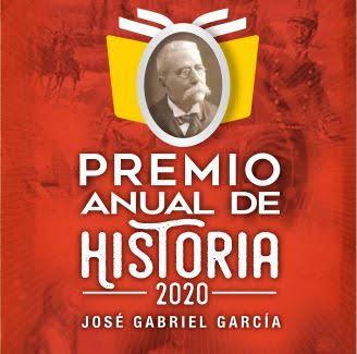 Premio Anual de Historia 2020.