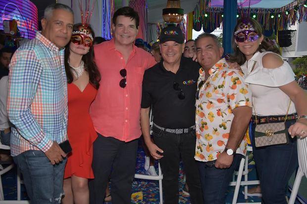 Grupo Rica llena de sabor el Carnaval de Punta Cana