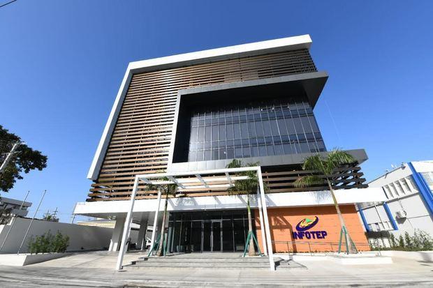INFOTEP inaugurará su edificio corporativo con centros para la innovación docente y asistencia empresarial