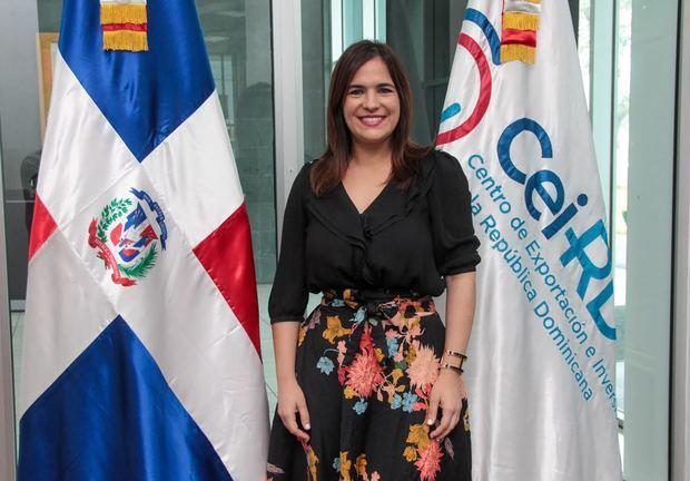 Tamara Vásquez, Directora Adjunta del CEI-RD.