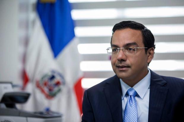 Director Ejecutivo del Centro de Exportación e Inversión de la República Dominicana, CeiRD, Marius de León.