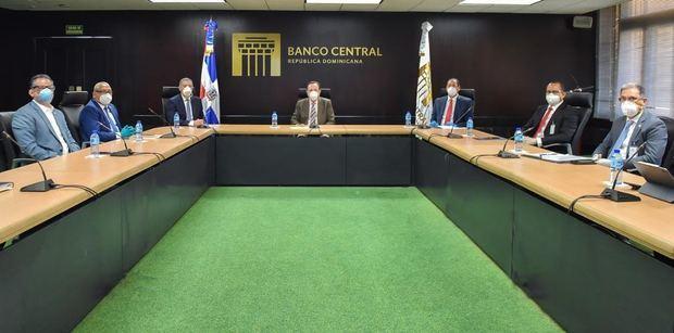 BC, Ministerio de Hacienda y Superintendencia de Bancos evalúan fondo de garantía para MIPYMES