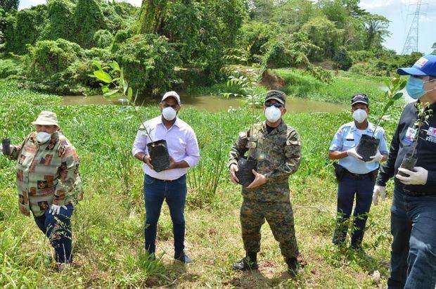 Iniciativa cuenta con asistencia del Ministerio de Medio Ambiente y la Unidad Técnica Ejecutora de los Proyectos de Desarrollo Agroforestal.