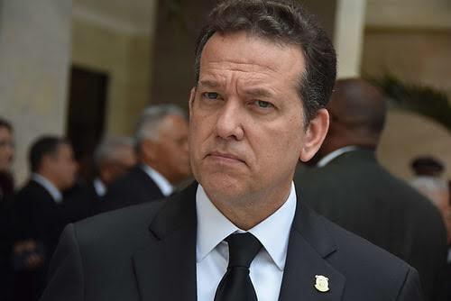 Dirigente político, Víctor -ito- Bisonó.