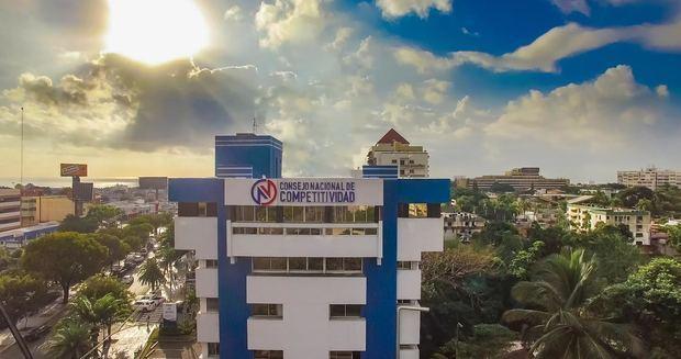 Vista del edificio del Consejo Nacional de Competitividad.