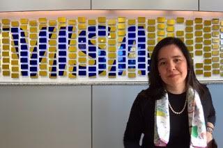 Silvia Constaín, vicepresidente de relaciones con gobierno para América Latina y el Caribe.