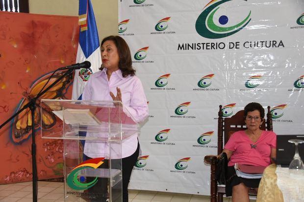 """Ministerio de Cultura continúa ciclo de conferencias sobre """"Identidad y Ciudadanía"""""""