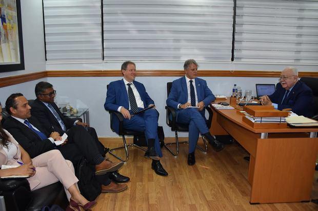 Banco Mundial ratifica al MEM interés de seguir cooperando para cambios estructurales en sector eléctrico.