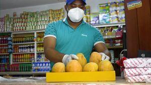 """Coca-Cola apoya a colmaderos durante la pandemia con """"Pequeños Gigantes""""."""