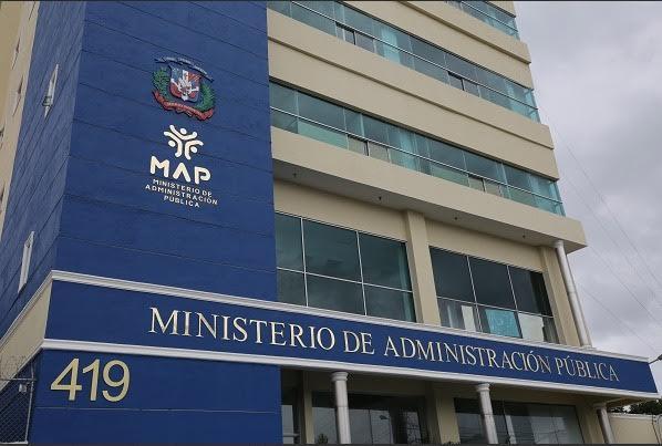 Ministerio de Administración Pública, MAP.
