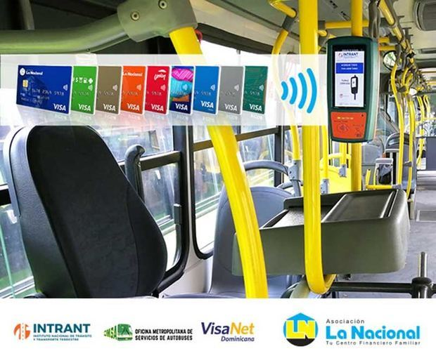 Nuevo sistema de pago electrónico a los clientes de la Asociación La Nacional en la OMSA.