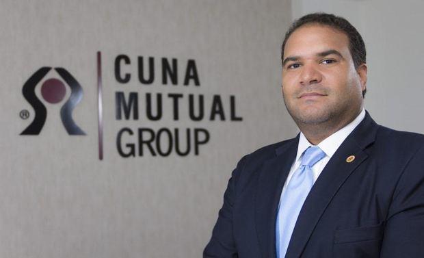 Gerente general en el país de aseguradora CUNA Mutual Group, Rubén Bonilla.