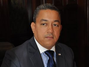 Director general del Instituto Dominicano de Aviación Civil, IDAC, Alejandro Herrera.