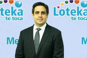 Carlos Montas, Director Ejecutivo de Loteka.